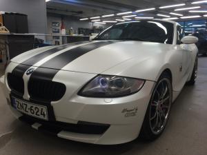 Cotec teippaus BMW