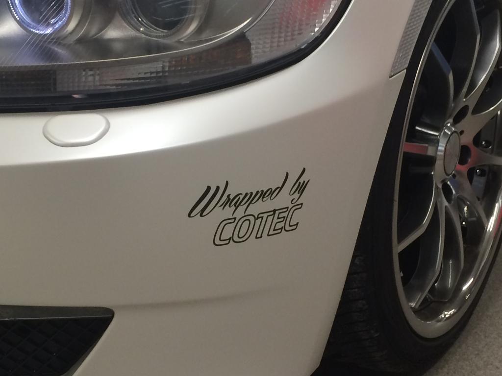Cotec teippaus Toyota MR