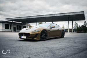 Cotec teippaus Maserati